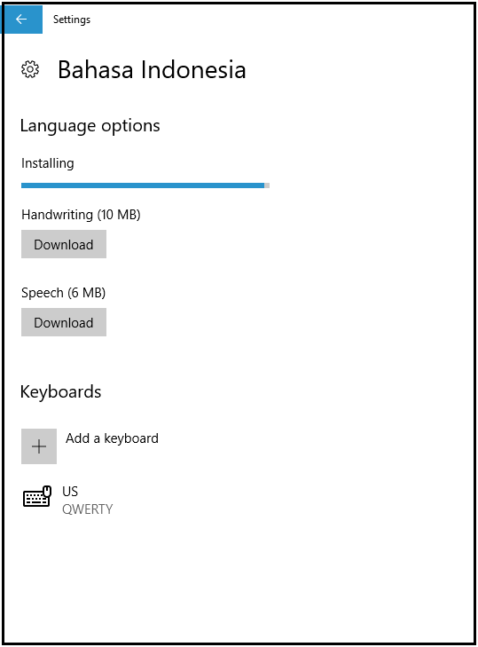 Panduan ganti bahasa windows 10 Step_3